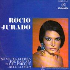 Discos de vinilo: ROCÍO JURADO - 1968 - (CON PACO DE LUCÍA A LA GUITARRA). Lote 122008468