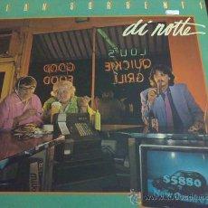 Discos de vinilo: ALAN SORRENTI, DI NOTTE - LP DE VINILO. Lote 33229822