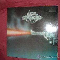 Discos de vinilo: LEGS DIAMOND LP FIRE POWER 1978 FRANCE- VER FOTO ADICIONAL. Lote 33233641