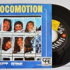 Discos de vinilo: LOCOMOTION - LEFT SIDE/LIKE A (POPLANDIA SINGLE 1974). Lote 33236787
