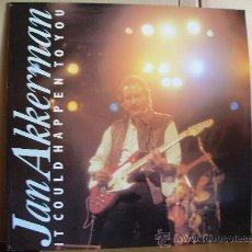 Discos de vinilo: JAN AKKERMAN -- IT COULD HAPPEN TO YOU. Lote 33238314