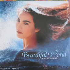 Discos de vinilo: MAXI - BEAUTIFUL WORLD - IN THE BEGINNING (THREE VERSIONS) (GERMANY, WEA RECORDS 1993). Lote 33240467