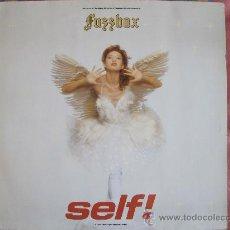 Discos de vinilo: MAXI - FUZZBOX - SELF / WAIT AND SEE / BOHEMIAN RHAPSODY (GERMANY, WEA RECORDS 1989). Lote 33241411