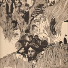 Discos de vinilo: LP THE BEATLES - REVOLVER ( DISCO ORIGINAL FRANCES ODEON DE 1966). Lote 33243459
