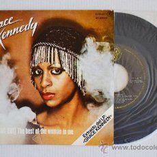 Discos de vinilo: GRACE KENNEDY - (YOU BRING OUT) THE BEST OF THE WOMAN IN ME (DJM SINGLE 1979) ESPAÑA. Lote 33249533