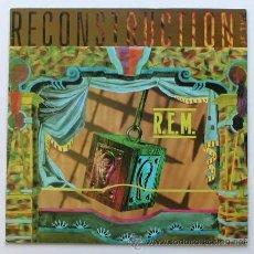 Discos de vinilo: REM - FABLES OF THE RECONSTRUCTION (LP). Lote 33253696