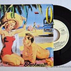 Discos de vinilo: BLACKMAIL - DAY-O/NASSAU NASSAU (LOGO SINGLE 1983) ESPAÑA. Lote 33257896