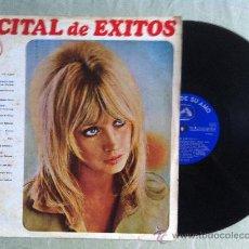 Discos de vinilo: LP RECITAL DE EXITOS 7-VARIOS-CONJUNTO LONE STAR-LOS MUSTANG-LOS SALVAJES... Lote 33258243