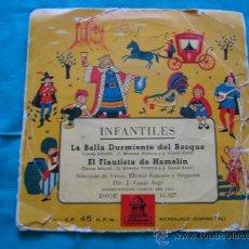 Discos de vinilo - Singels Cuentos infantiles - 33263861