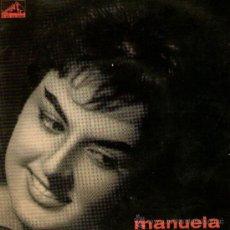 Discos de vinilo: JOSÉ GUARDIOLA - RARO EP SINGLE VINILO 7'' - EDITADO EN PORTUGAL - MANUELA + 3 - A VOZ DO DONO.. Lote 33267578