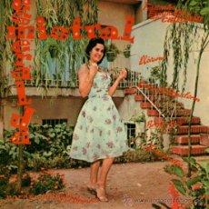 Discos de vinilo: ESMERALDA MISTRAL - EP SINGLE VINILO 7'' - EDITADO EN ESPAÑA - LLÉVAME + 3 - CARRILLON 1960. Lote 33267598