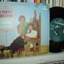 Discos de vinilo: TONY OBRADOR SINGLE UN LUGAR DONDE 1966 SPAIN. Lote 33274903