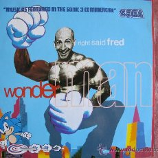 Discos de vinilo: MAXI - WONDERMAN (FOUR VERSIONS) ( SPAIN, TUG RECORDS 1994). Lote 33278391