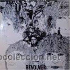 Discos de vinilo: THE BEATLES - REVOLVER - 1ª EDICION DE 1966 DE ESPAÑA PCSL 5.308. Lote 33285717