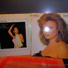 Disques de vinyle: LOTE DE VINILOS DE ROCIO JURADO E ISABEL PANTOJA. Lote 33294497