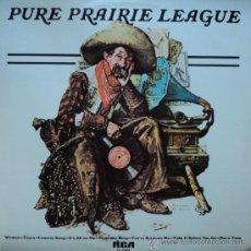 Discos de vinilo: PURE PRAIRIE LEAGUE - EDICIÓN DE 1979 DE ESPAÑA. Lote 33357121