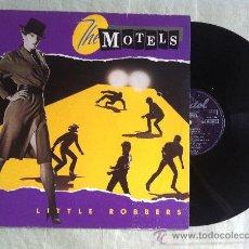 Discos de vinilo: LP THE MOTELS-LITTLE ROBBERS. Lote 33295741