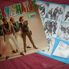 Discos de vinilo: ROCKY SHARPE AND THE REPLAYS - ROCK-IT-TO MARS - CHISWICK MOVIEPLAY SPA 1980 CON ENCARTE. Lote 33296419