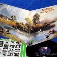 Discos de vinilo: RAY THOMAS - FROM MIGHTY OAKS - LP THRESHOLD 1975 UK - DOBLE CARPETA MADE IN ENGLAND - MOODY BLUES. Lote 33301169