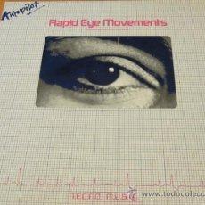 Discos de vinilo: AUTOPILOT - RAPID EYE MOVEMENT - 2 LP - CHRYSALIS 1981 SPAIN - MINT. Lote 33301353