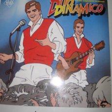 Discos de vinilo: LP EL DUO DINAMICO.CON ZAPATOS NUEVOS, AÑO 1989. Lote 47806696