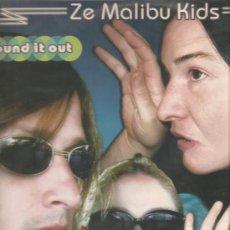 Discos de vinilo: LP ZE MALIBU KIDS : SOUND IT OUT . Lote 33308739