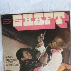 Discos de vinilo: SHAFT - ISAAC HAYES. Lote 33329994