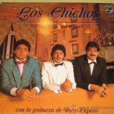 Discos de vinilo: LOS CHICHOS CON PACO CEPERO . Lote 33457617