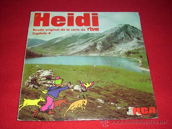 HEIDI CAPITULO 4 (Música - Discos - Singles Vinilo - Otros estilos)