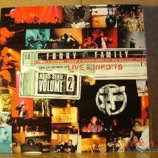 Discos de vinilo: FONKY FAMILY - HORS SERIE VOLUME 2 LIVE AND INEDITS - SMALL 497768/1 - EDICION FRANCESA - DOBLE LP. Lote 33311191
