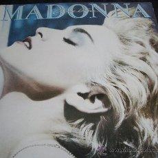 Discos de vinil: MADONNA-TRUE BLUE. Lote 240004450