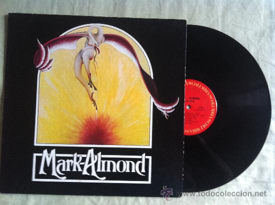 Discos de vinilo: LP-MARK-ALMOND-RISING - Foto 1 - 33323494