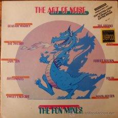 Discos de vinilo: THE ART OF NOISE -ED LIMITADA DOBLE MAXI-ED UK-1991. Lote 33372354