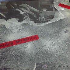 Discos de vinilo: KLAUS MITFFOCH, TONPRESS - LP DE VINILO. Lote 33352423