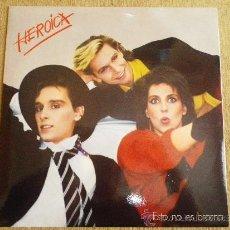 Discos de vinilo: HEROICA ESTO NO ES BROMA MAXI SINGLE DE VINILO DEL AÑO 1986 CONTIENE 1 TEMA EN INGLES 1 EN ESPAÑOL. Lote 33373607