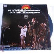 Discos de vinilo: BILL COLEMAN MAINSTREAM AT MONTREUX. Lote 33387387