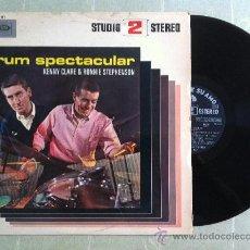Discos de vinilo: LP-KENNY CLARE & RONNIE STEPHENSON. Lote 33399036