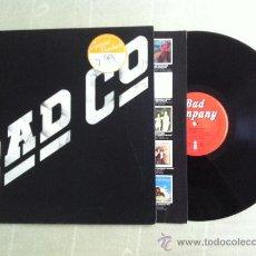 Discos de vinilo: LP-BAD COMPANY-BAD CO. Lote 33405193