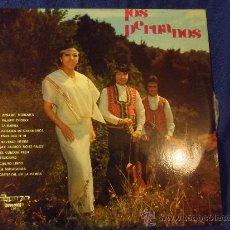 Discos de vinilo: LOS PERUANOS. LP CON 12 CANCIONES. OLYMPO, 1974. EL CONDOR PASA. LA BAMBA. EL PAJARO CHOGÜI. BESAME,. Lote 33406742