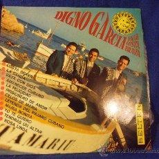 Discos de vinilo: DIGNO GARCIA EN LA COSTA BRAVA. LP CON 12 CANCIONES. BELTER. COSTA BRAVA. LA BANDA. VAYA CON DIOS. L. Lote 33407200