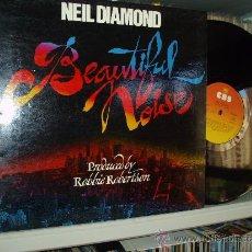 Discos de vinilo: NEIL DIAMOND LP HERMOSO RUIDO (BEAUTIFUL NOISE) SPAIN. Lote 33418152