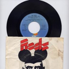 Discos de vinilo: THE RODS. EDDIE AND THE HOT RODS. PUNK 45 RPM. DO ANYTHING YOU WANNA DO+SCHOOLGIRL LOVE.ISLAND1977. Lote 33418906