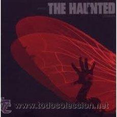 Discos de vinilo: THE HAUNTED UNSEEN LIMITED 180G VINYL LP + CD. Lote 33420819