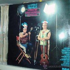 Discos de vinilo: LOS INDIOS TABAJARAS LP TEMAS FAVORITOS DE PELICULAS SPAIN. Lote 33429570