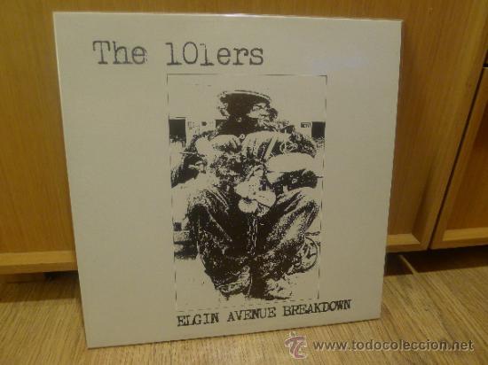 THE 101ERS ELGIN AVENUE BREAKDOWN LP VINILO JOE STRUMMER PRE THE CLASH PUNK SEX PISTOLS (Música - Discos - LP Vinilo - Punk - Hard Core)