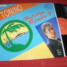 Discos de vinilo: TONINO NO ME AMENACES MIX / CORCHO CON CORCHO MIX 12