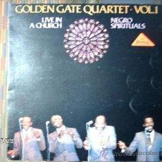 Discos de vinilo: GOLDEN GATE QUARTET VOL. 1 . Lote 33489807