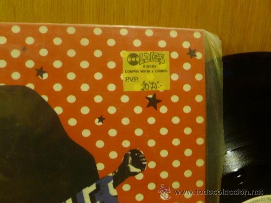 Discos de vinilo: Kiko veneno lp vinilo Pequeño salvaje - Foto 5 - 33448461