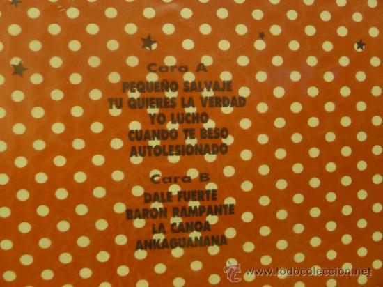 Discos de vinilo: Kiko veneno lp vinilo Pequeño salvaje - Foto 2 - 33448461