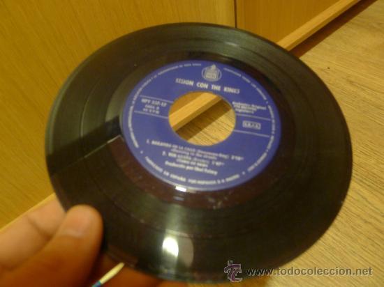 Discos de vinilo: The Kinks Sesion con Ep SIngle Vinilo Original - Foto 5 - 33449443
